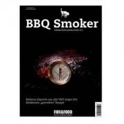HEEL Verlag Buch, BBQ-Smoker. Fire+Food Bookazine No.1