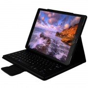 Teclado Bluetooth e Capa Fólio para iPad Pro - Preto