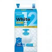 NEPIA «Whito» Подгузники 12 часов, размер S (4-8 кг), 60 шт.