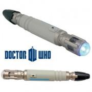 Zeon Tournevis 10ème docteur lampe Led série Doctor Who