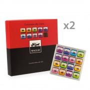 Maglio Arte Dolciaria 2 scatole - Cioccolatini Creme assortiti 135 gr