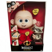 The Incredibles 2 Interactive Baby Jack and Racoon
