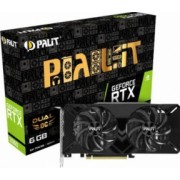 Placa video Palit GeForce RTX 2060 Dual OC 6GB GDDR6 192-bit