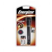 Energizer E-XFOCUS 2XAA LED Elemlámpa + 2db AA elem