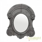 Oglinda decorativa LUX eleganta Metropolitan gri 103817 HZ