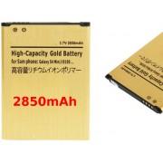 NTR BATC08 Samsung Galaxy S4 mini i9190 2850mAh EB-B500 akku - utángyártott