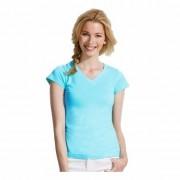 Sols Dames t-shirts korte mouw lichtblauw