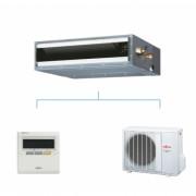 Fujitsu Siemens CLIMATIZZATORE FUJITSU mod. CANALIZZABILE COMPATTA ARYG18LLTB+AOYG18LBCB 18000 BTU R-410