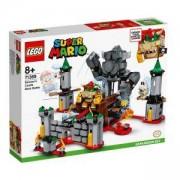 Конструктор Лего Супер Марио - Допълнение Bowser's Castle Boss Battle - LEGO Super Mario, 71369