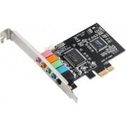 Zvučna kartica, PCI-E, Asonic C-MEDIA 8738, 6-kanalna