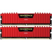 Kit Memorie Corsair Vengeance LPX 2x8GB DDR4 3600MHz CL18 Red