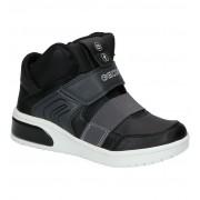 Geox XLed Zwarte Sneakers