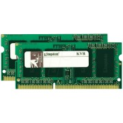 KVR13S9S8K2/8 - 8 GB SO DDR3 1333 CL9 Kingston 2er Kit