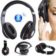 Vezeték nélküli Bluetooth sztereó headset mikrofonnal összecsukható fejhallgató Mp3, TF/MicroSD Slot, FM Rádió, Telefon - TM-010S