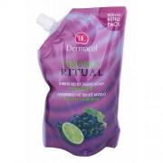 Dermacol Aroma Ritual Grape & Lime 500 ml tekuté mýdlo Náplň W