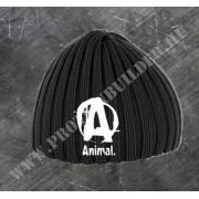 Animal Kötött sapka fekete