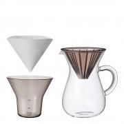 Kinto Slow Coffee Bryggset 600 ml plast
