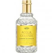 4711 Acqua Colonia Lemon & Ginger Eau de Cologne (EdC) Spray 50 ml