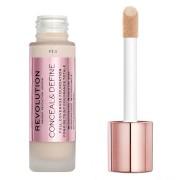 Makeup Revolution Conceal & Define Foundation, F3.5 (23 ml)