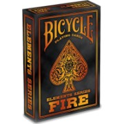 Carti de joc Bicycle Fire