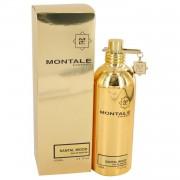 Montale Santal Wood by Montale Eau De Parfum Spray (Unisex) 3.4 oz