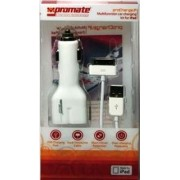 Promate proCharge.iP Multifunction car charging