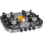 Glen GL 1046 GT Glass Gas Cooktop