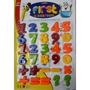 Play Design Magnetic Large Numbers and Symbols Learning Toy for Kids