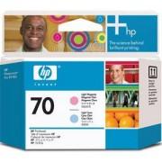 Печатеща глава HP 70 Light Cyan and Light Magenta Printhead, HP Designjet Z3100 - C9405A