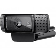 Logitech HD Pro Webcam C920 Full HD-webcam 1920 x 1080 pix Klemhouder