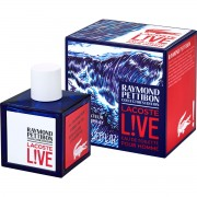 Lacoste - live eau de toilette 100 ml spray - raymond pettibon collectors edition