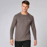 Myprotein Performance Long-Sleeve T-Shirt - Driftwood Marl - XS