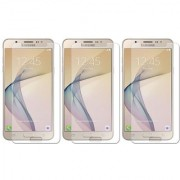 Samsung Galaxy On8 Tempered Glass Screen Guard By Mobik