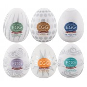 TENGA Egg Variety II. (6 ks)