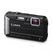Panasonic Lumix DMC-FT30 Aparat Foto Compact Subacvatic 16.1MP Video HD Negru