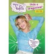 Disney Violetta - Unde e dragostea Seria a treia cartea a treia