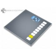 Beurer GS 205 Sequence üvegmérleg 150 kg-ig 5 év garanciával