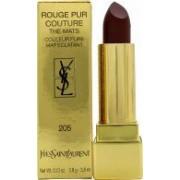 Yves Saint Laurent Rouge Pur Couture The Mats Barra de Labios - 205 Prune Virgin