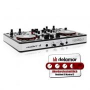 Resident DJ Kontrol 3 USB MIDI DJ Controller with Sound Card
