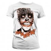 Joker - HyaHaHaHa Girly T-Shirt
