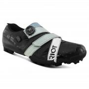 Bont Riot+ MTB Shoes - EU 42 - Black/Grey