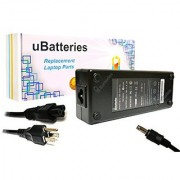 UBatteries Laptop AC Adapter Charger Toshiba Satellite P875-S7310 P875-SP7260M R845-S80 R845-S85 R845-S95 - 19V 120W