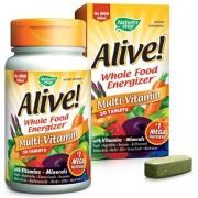 Alive Multi-Vitamine fara fier x 30 tablete Nature's Way Secom