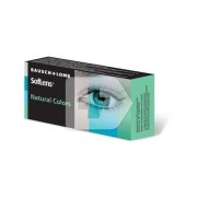 BAUSCH & LOMB Bausch&Lomb; Natural Colors turquoise vert turquoise (aigue-marine) 2 pcs