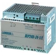 DIN kalapsínes tápegység DLP240-24/E, TDK-Lambda (510856)