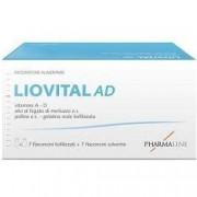 Pharma Line Liovital AD - Integratore Alimentare Antiossidante 7 Flaconcini