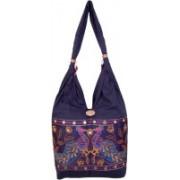 Womaniya Girls Blue Shoulder Bag