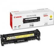 Тонер касета за Canon LBP CRG 718 Y - CR2659B002AA