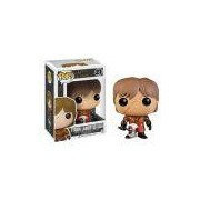 Got Tyrion Lannister With Scar Battle Armour - Pop Vinyl