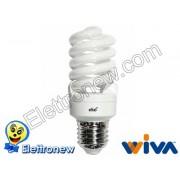 LAMPADA RISPARMIO ENERGETICO SPIRALE 15W E14 2700K